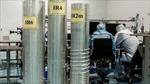 Iran để ngỏ khả năng đảo ngược việc làm giàu urani ở mức 60%