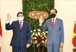 Tổng thống Indonesia tiếp trọng thị, chân tình Thủ tướng Phạm Minh Chính