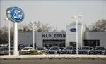 Ford thu hồi hàng trăm nghìn xe ở Bắc Mỹ