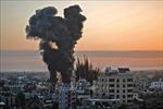 Phong trào Hamas sử dụng máy bay không người lái tấn công Israel