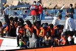 Trên 2.000 người được giải cứu ngoài khơi bờ biển Libya
