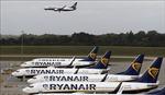 Ryanair kêu gọi khôi phục quyền tiếp cận không giới hạn với không phận Belarus