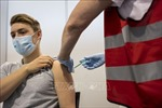 Đức hoàn thành tiêm chủng cho trên 50% dân số