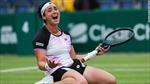 Ons Jabeur, tay vợtnữ Arab đầu tiên giành danh hiệu WTA