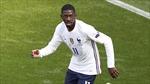 EURO 2020: Đội tuyển Pháp nhận hung tin về Dembele