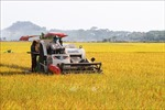 Truyền thông nước ngoài: Việt Nam nâng cao mức độ cơ giới hóa trong nông nghiệp