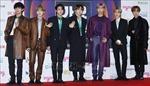 Thêm nhiều dấu mốc lịch sử cho BTS