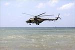 Iraq: Trực thăng quân đội trúng đạn, 5 người thiệt mạng