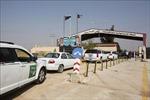 Jordan mở lại cửa khẩu chính với Syria từ ngày 29/9