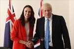 New Zealand và Anh nhất trí thỏa thuận thương mại tự do