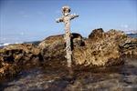 Phát hiện thanh kiếm Thập tự chinh 900 năm tuổi ở Israel