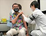 Nhật Bản thí điểm sử dụng vân tay để xác nhận thông tin tiêm chủng