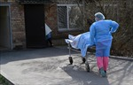 Tình hình dịch COVID-19 tại Ukraine tiếp tục xấu đi