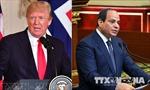 Tổng thống Mỹ và Ai Cập gửi điện chia buồn Chủ tịch nước Trần Đại Quang qua đời