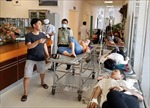 An Giang: Tiếp nhận cấp cứu hơn 50 công nhân Công ty TNHH Ấn Độ Dương nghi bị ngộ độc thực phẩm