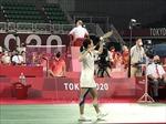Olympic Tokyo 2020: Ấn tượng chiến thắng của tay vợt Nguyễn Thùy Linh