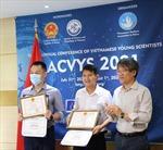 Sinh viên Việt Nam tại Hàn Quốc đẩy mạnh nghiên cứu khoa học