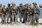 Hàn Quốc tạm ngừng cuộc tập trận lớn thường niên Ulchi