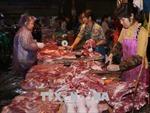 Giá thịt lợn tăng mạnh, tới 25.000 đồng/kg