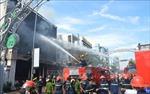 Đã khống chế được đám cháy tại quán bar Đà Nẵng
