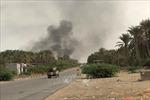 Liên quân Arab tấn công đài phát thanh tại thành phố Hodeida, Yemen