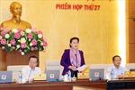Ủy ban Thường vụ Quốc hội thông qua Nghị quyết tăng thuế bảo vệ môi trường