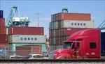 Căng thẳng thương mại Mỹ-Trung tác động tiêu cực đến thương mại toàn cầu