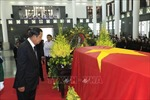 Thủ tướng Campuchia Samdech Hun Sen viếng Chủ tịch nước Trần Đại Quang