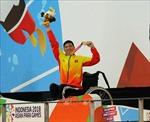 Asian Para Games 2018: Võ Thanh Tùng phá kỷ lục Đại hội được lập từ năm 2010