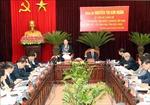 Chủ tịch Quốc hội Nguyễn Thị Kim Ngân thăm và làm việc tại tỉnh Bắc Ninh