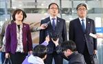 Hai miền Triều Tiên thảo luận lịch trình phối hợp phòng trừ sâu bệnh ở cây trồng