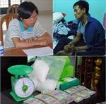 Đột kích, triệt phá đường dây vận chuyển trên 12 kg ma túy đá từ Campuchia