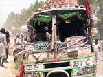 Tai nạn xe buýt thảm khốc khiến 59 người thương vong