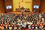 Thông cáo số 2Kỳ họp thứ 6, Quốc hội khóa XIV