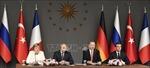 Lãnh đạo Nga, Pháp, Đức điện đàm về tình hình Syria