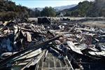 Sau 6 ngày huy động tổng lực dập, thảm họa cháy rừng bang California vẫn chưa được khống chế