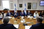 Thủ tướng Israel: Bầu cử trước thời hạn là 'sai lầm và không cần thiết'