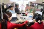 Agribank Bình Định triển khai điểm giao dịch lưu động bằng ô tô