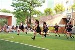 Tỷ lệ thấp học sinh Hà Nội hoạt động thể lực như khuyến nghị của WHO
