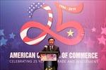 Thúc đẩy hợp tác kinh tế Việt Nam - Hoa Kỳ