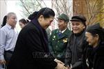 Phó Chủ tịch Thường trực Quốc hội trao quà Tết cho các hộ nghèo tại Thanh Hóa