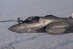 Máy bay chiến đấu F-35 tối tân nhất của Anh sẵn sàng không kích IS tại Syria, Iraq