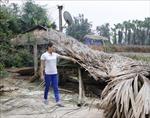 Người dân khổ vì dự án thi công dở dang do thiếu vốn