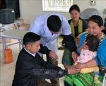 Chủ độngphòng, chống bệnh sởi tái diễn ở vùng cao Sơn La