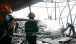 Dập tắt kịp thời đám cháy lớn tại KCN Phú Tài,Bình Định