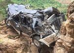 Xác định danh tính nạn nhân trong xe ô tô lao xuống vực sâu 400m