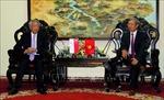 Phó Thủ tướng Singapore Tiêu Chí Hiền thăm, làm việc tại tỉnh Thừa Thiên - Huế