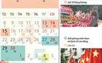 Toàn bộ lịch nghỉ lễ Giỗ Tổ Hùng Vương, 30/4, mùng 1/5 của người lao động