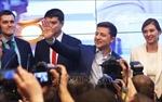 Bầu cử tổng thống Ukraine: Thách thức từ 'lòng tin tạm ứng'
