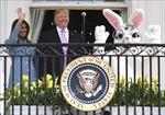 Lễ Phục sinh của gia đình Tổng thống Trump ở Nhà Trắng